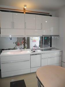 トリプルワイドキッチン